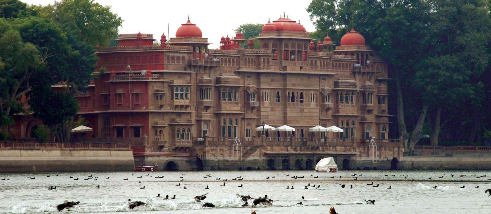 Hotel Gajner Palace  North India