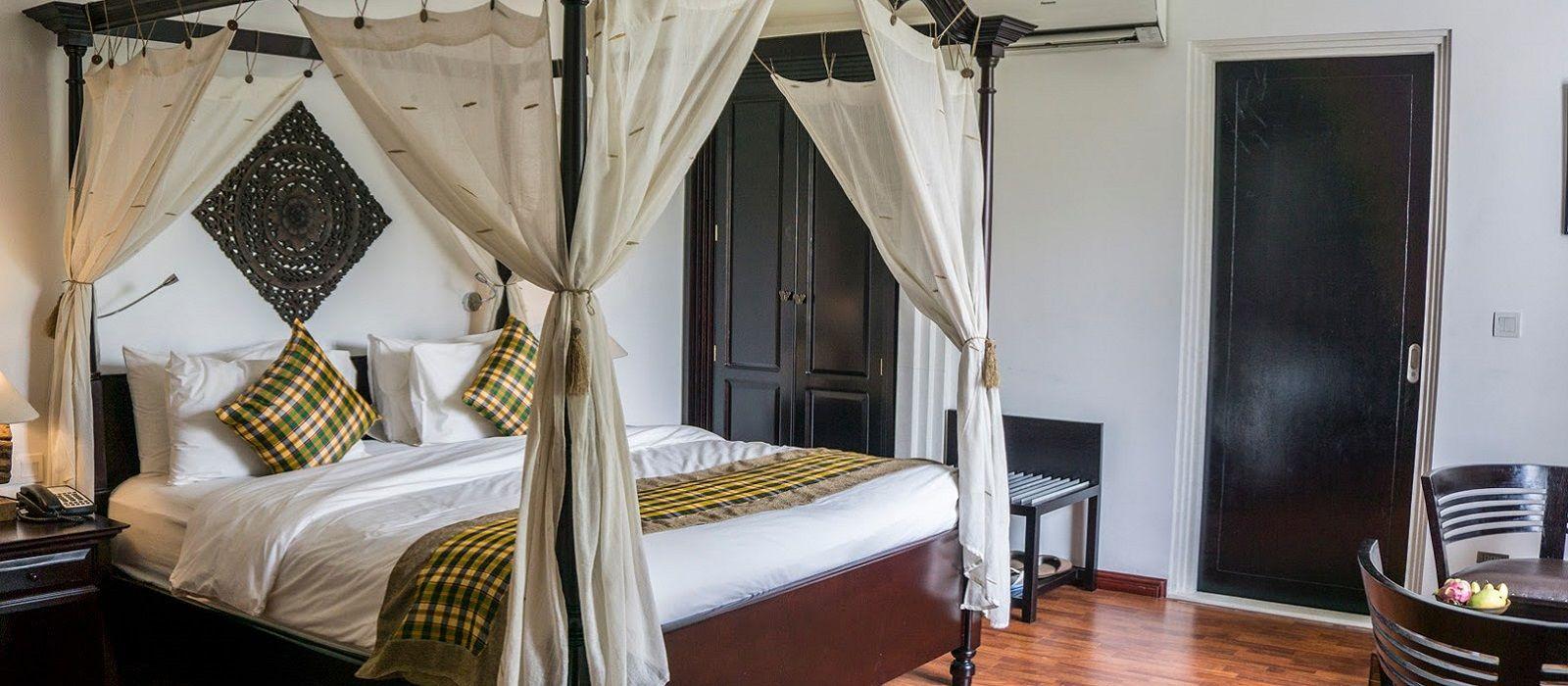 Hotel La Rose Suites Kambodscha