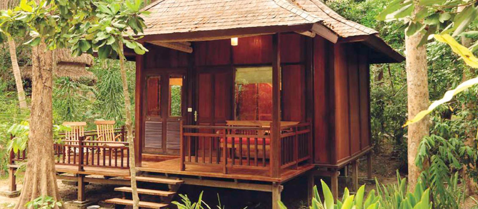 Hotel The Serai Barefoot Resort Islands & Beaches