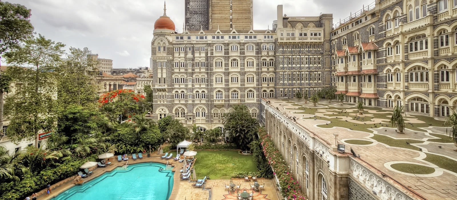 Hotel Taj Mahal Central & West India