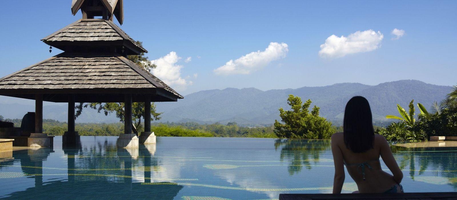 Hotel Anantara Golden Triangle Elephant Camp & Resort Thailand