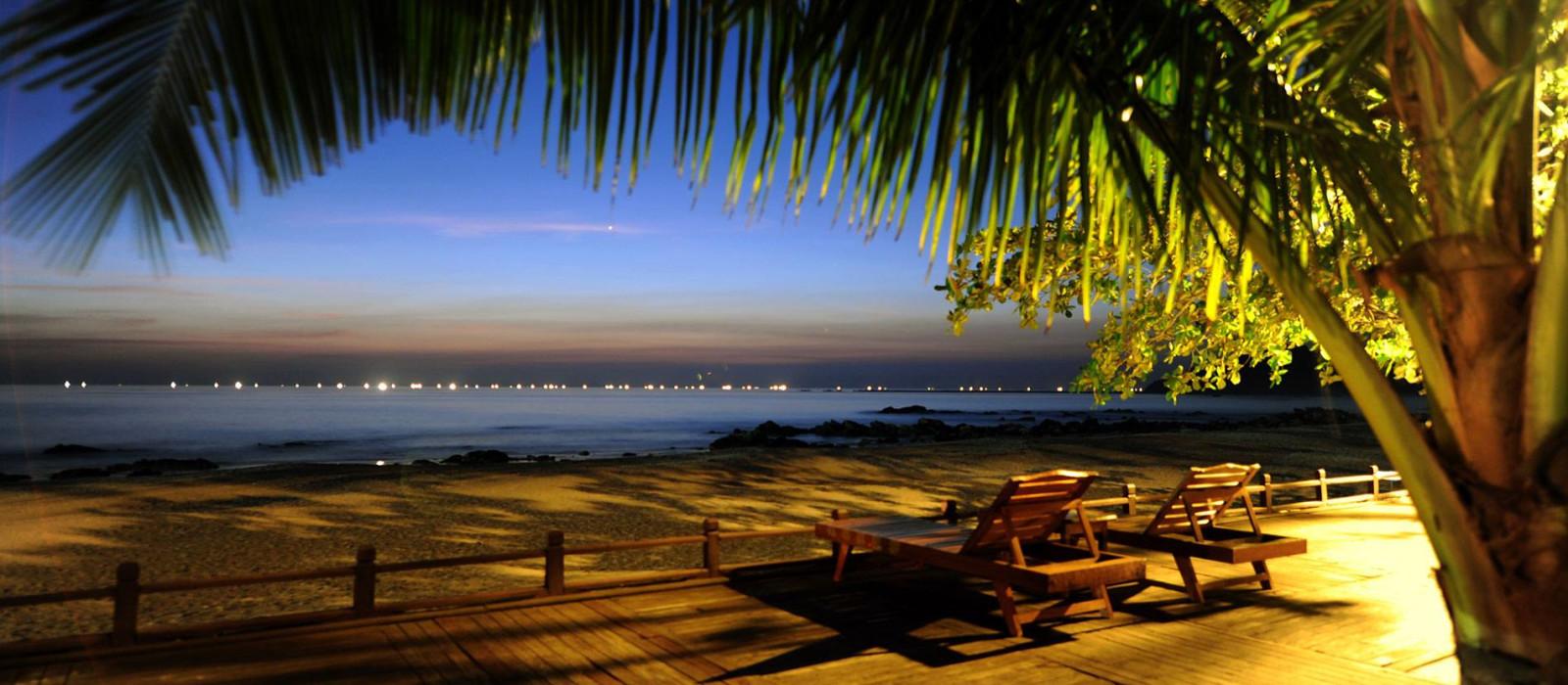 Hotel Thande Beach  Myanmar