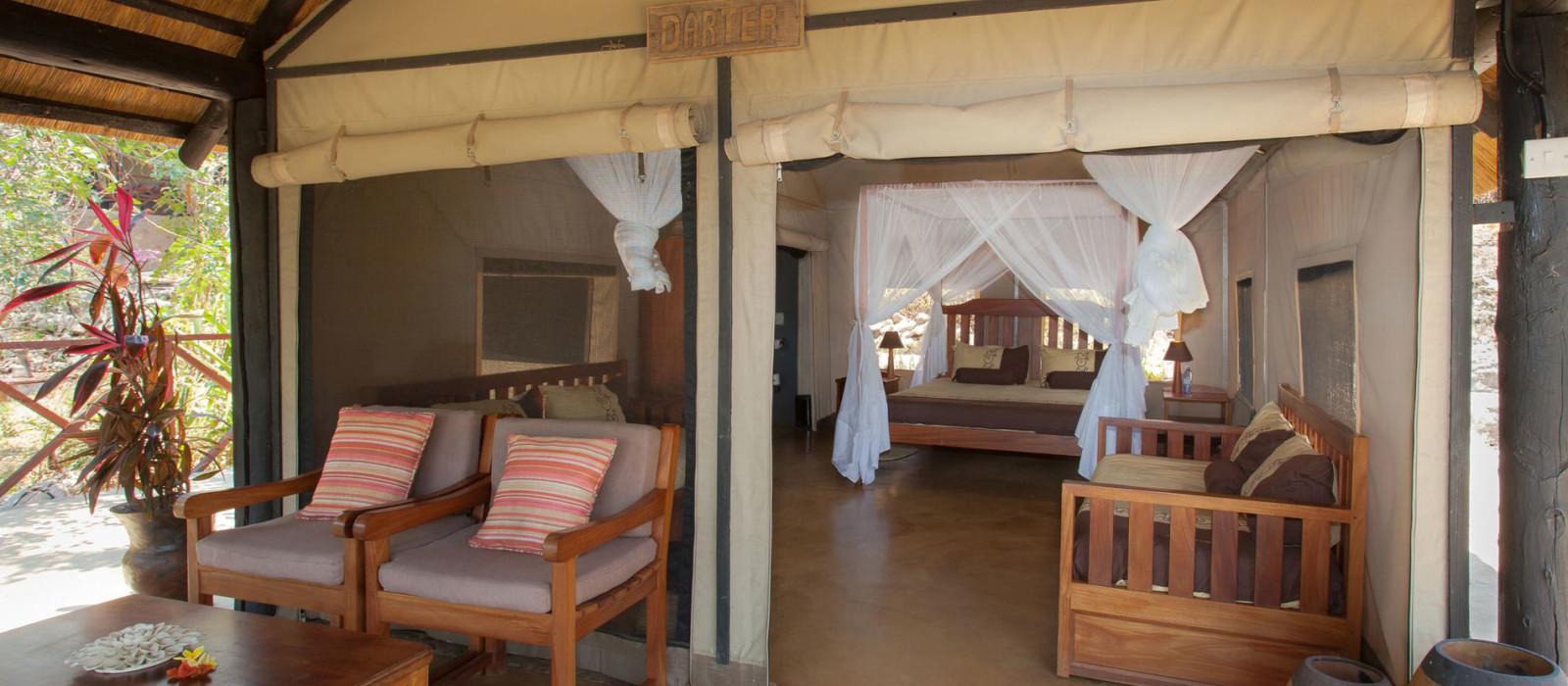 Hotel Blue Zebra Island Lodge Malawi