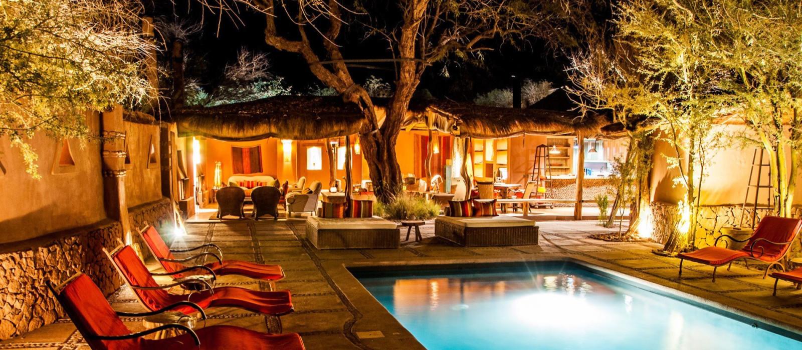 Hotel Awasi Atacama Chile