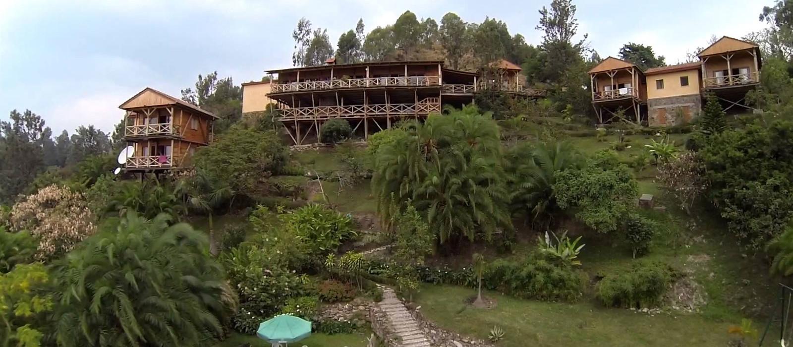 Hotel Cormoran Lodge Ruanda