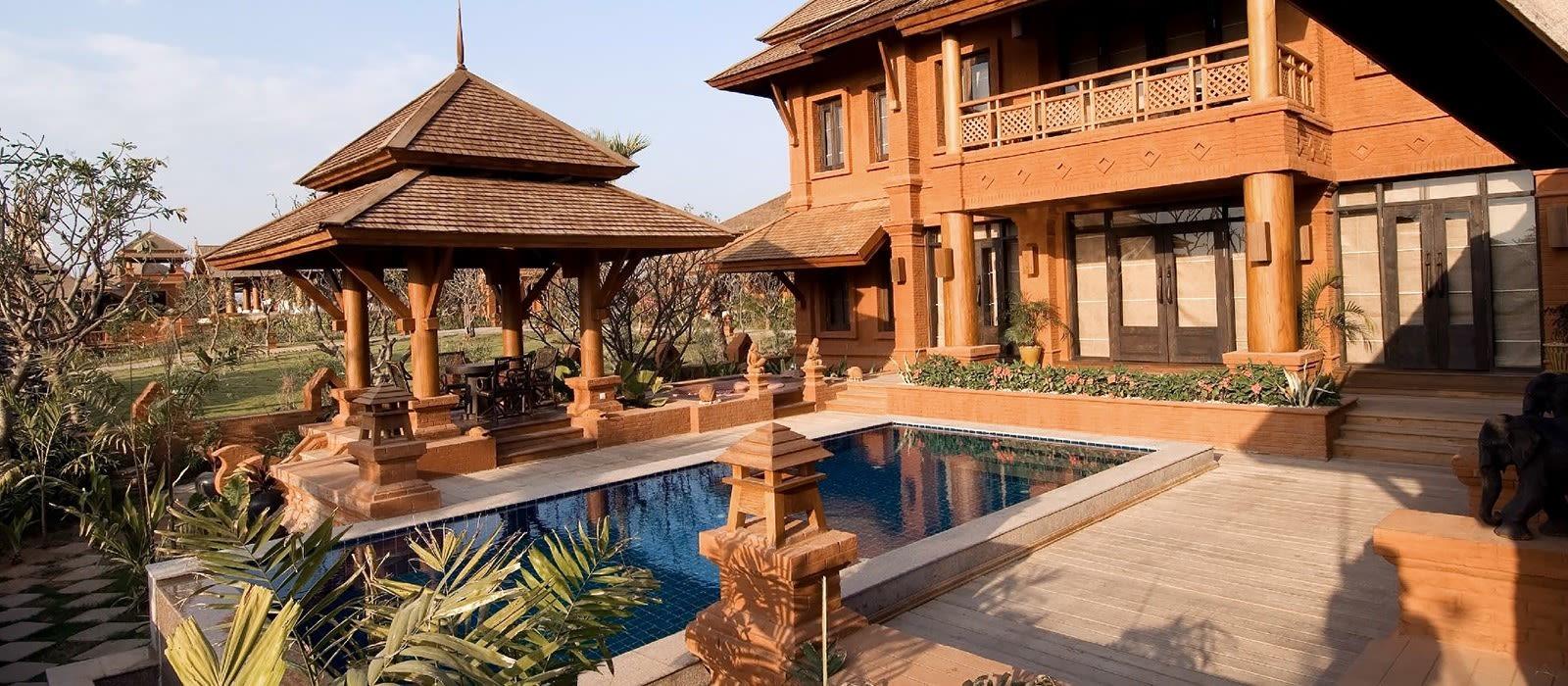 Hotel Aureum Palace  & Resort Bagan Myanmar
