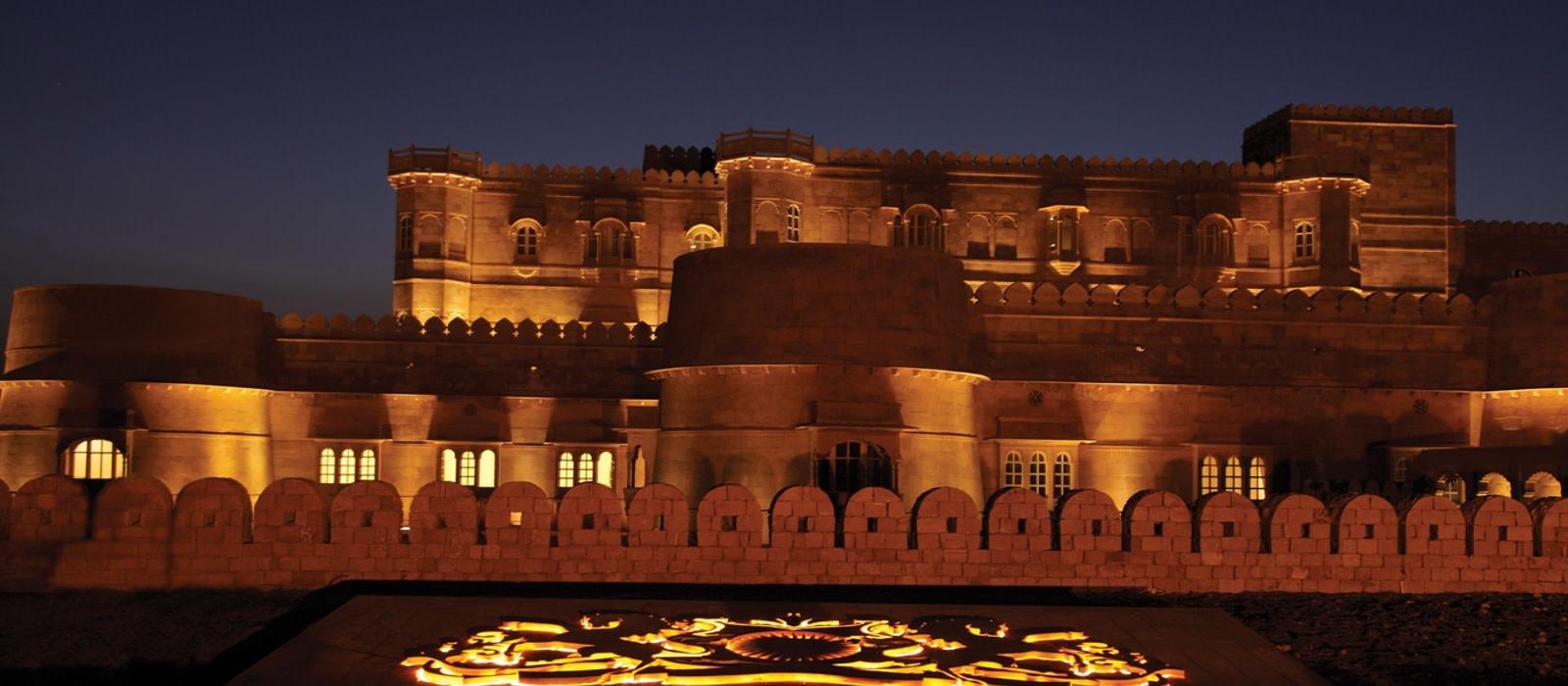 Hotel Surya Garh Nordindien