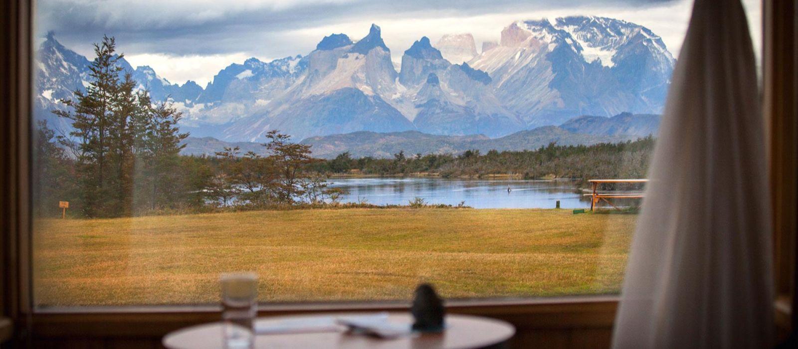 Hotel  del Paine Chile