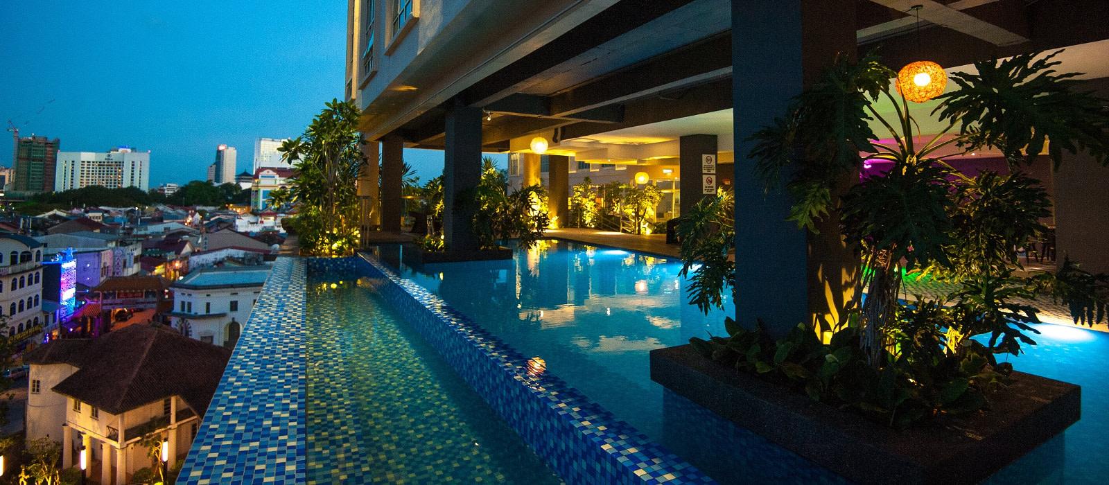 Hotel The Waterfront Kuching Malaysia