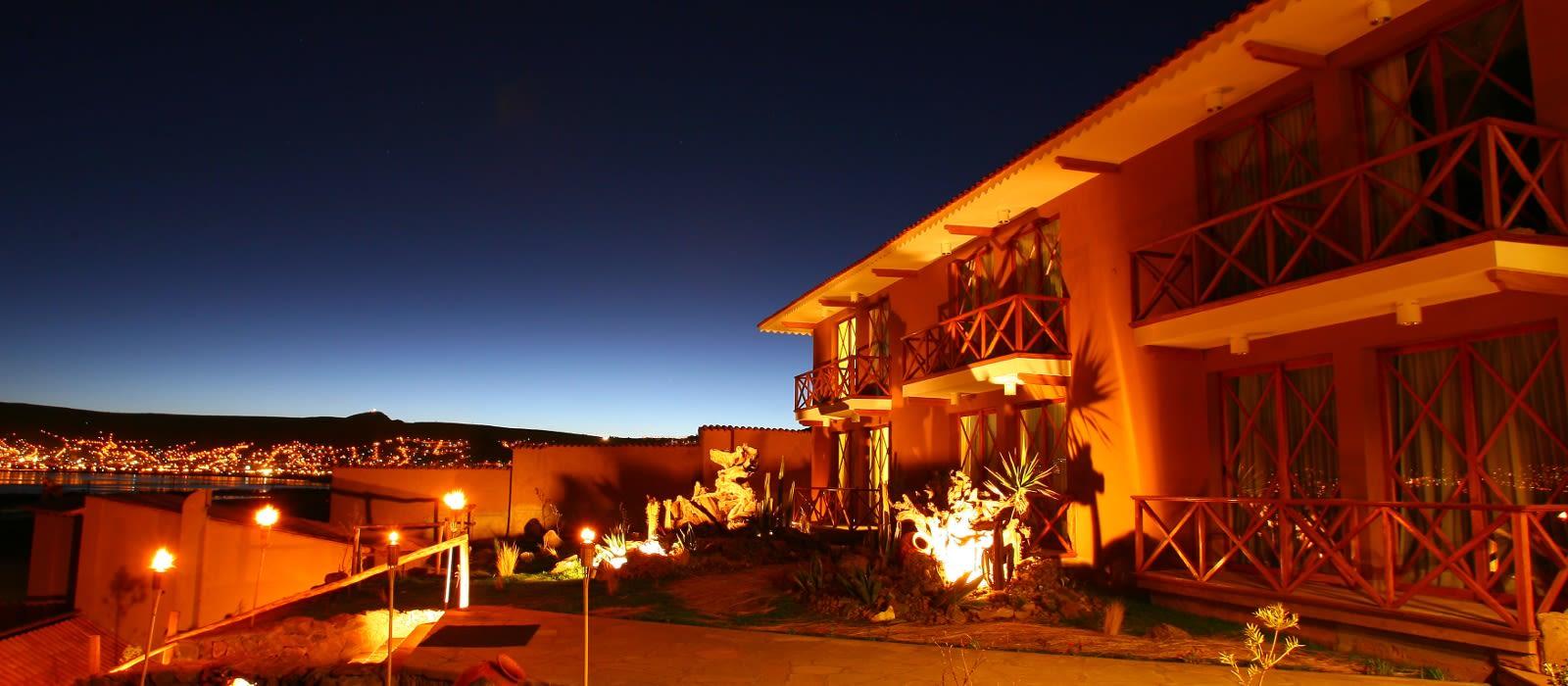 Hotel Casa Andina Premium Puno Peru