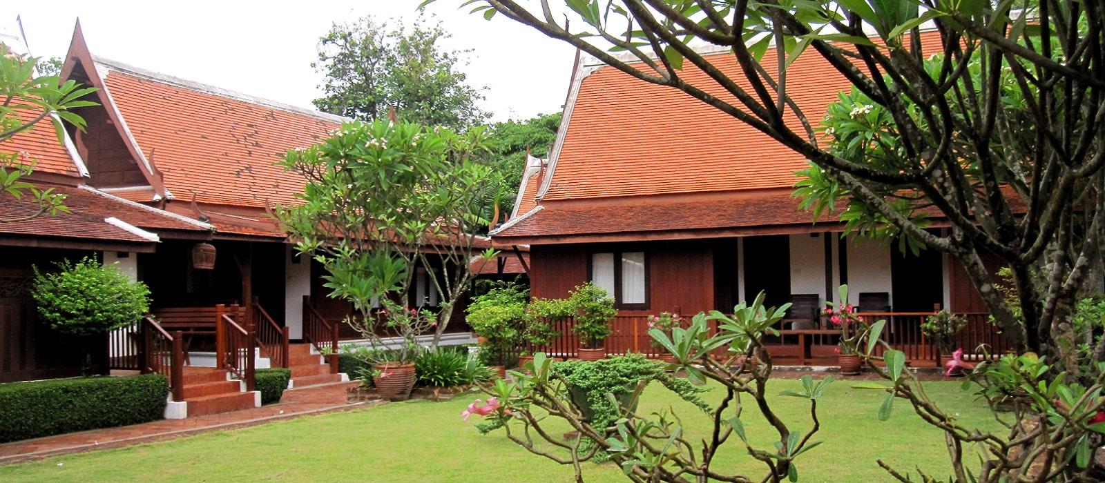 Hotel Legendha Sukothai Thailand