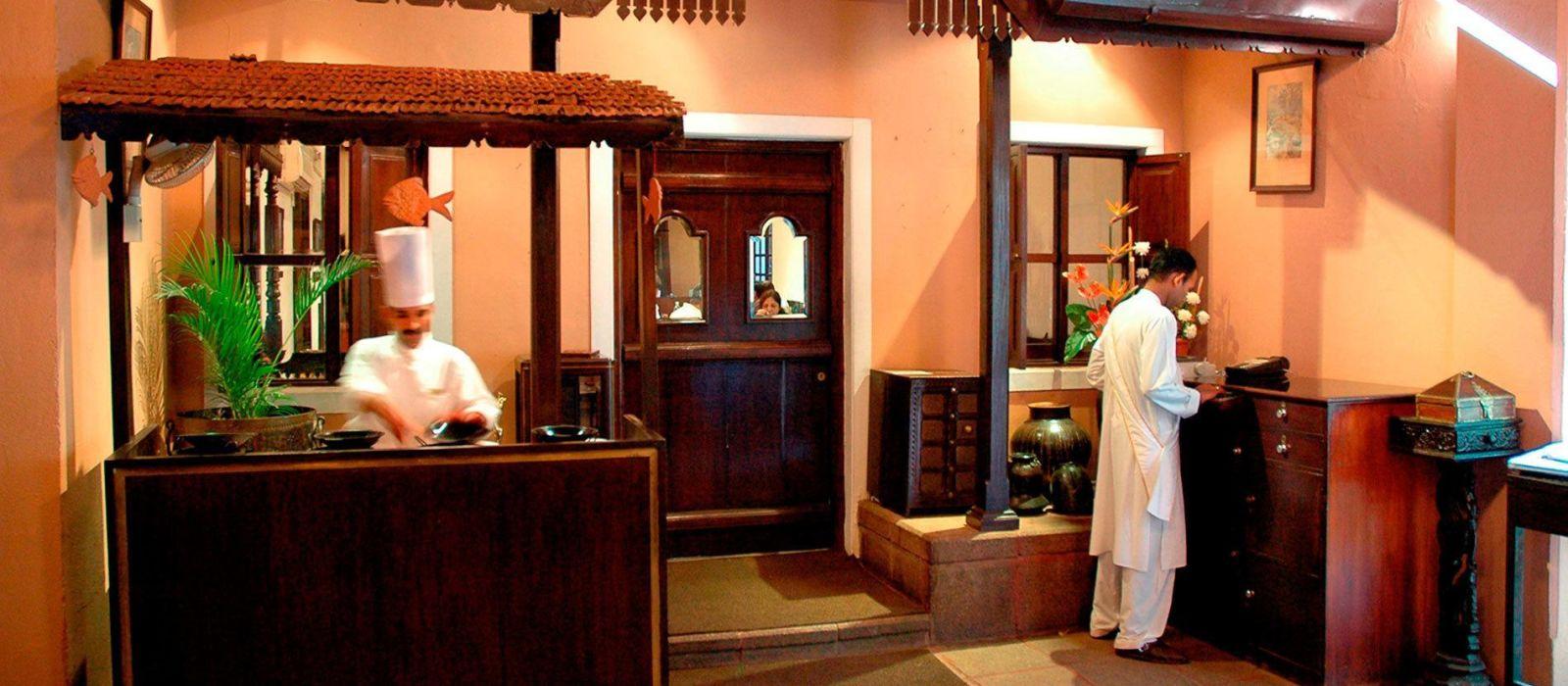 Hotel The Gateway  Residency Road Bangalore Südindien