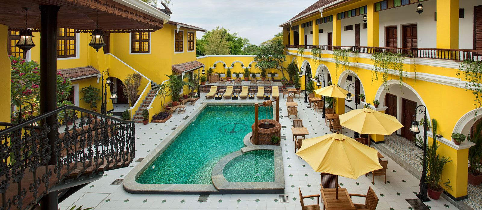 Hotel  Forte Kochi South India