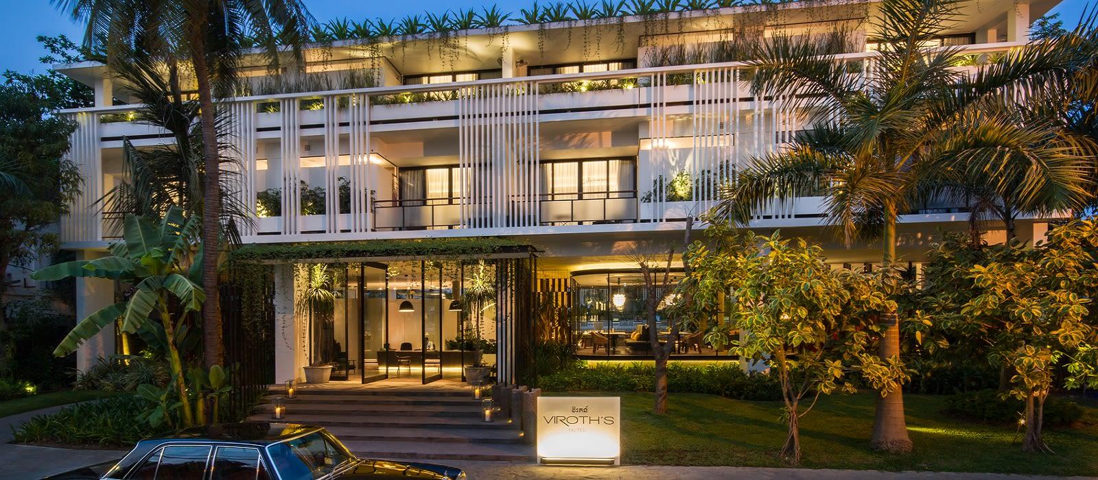 Hotel Viroth's  Kambodscha