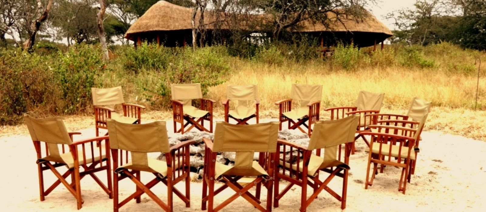 Hotel Little Olivers Camp Tansania