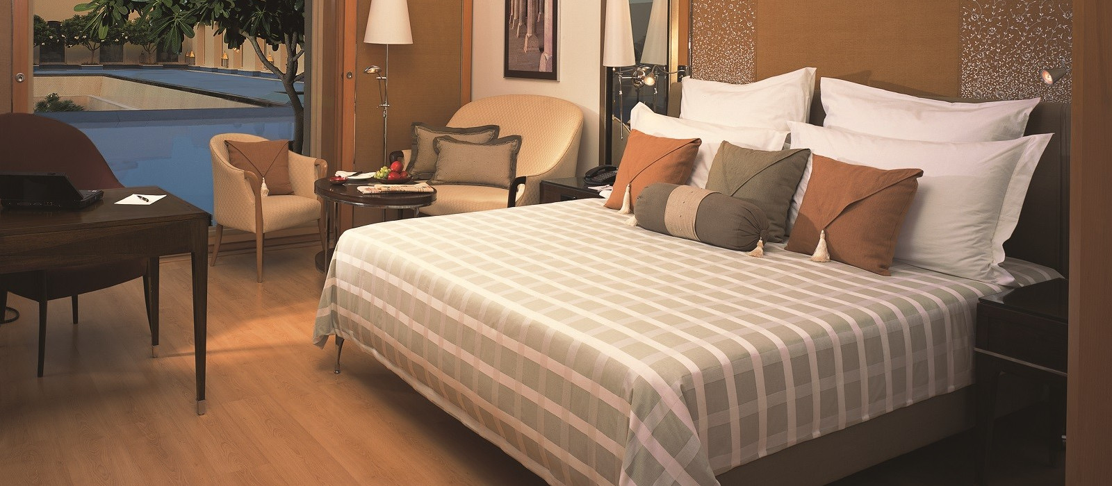 Hotel The Trident Gurgaon North India