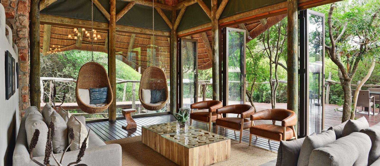 Hotel Bayethe Tented Lodge Südafrika
