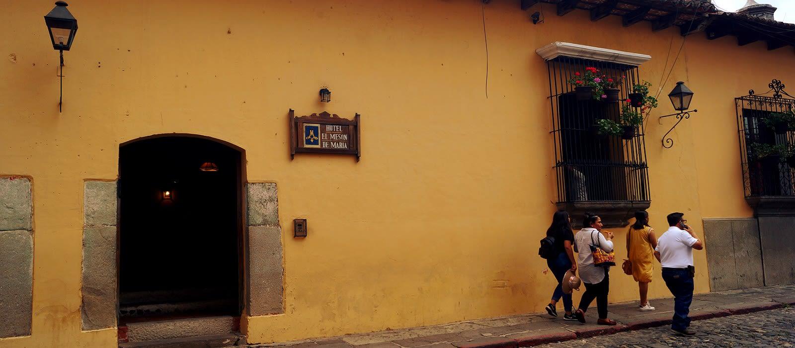 Hotel Meson de Maria Guatemala