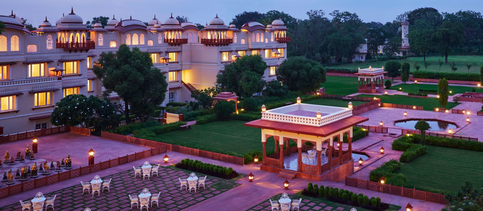 Hotel Jai Mahal Palace North India