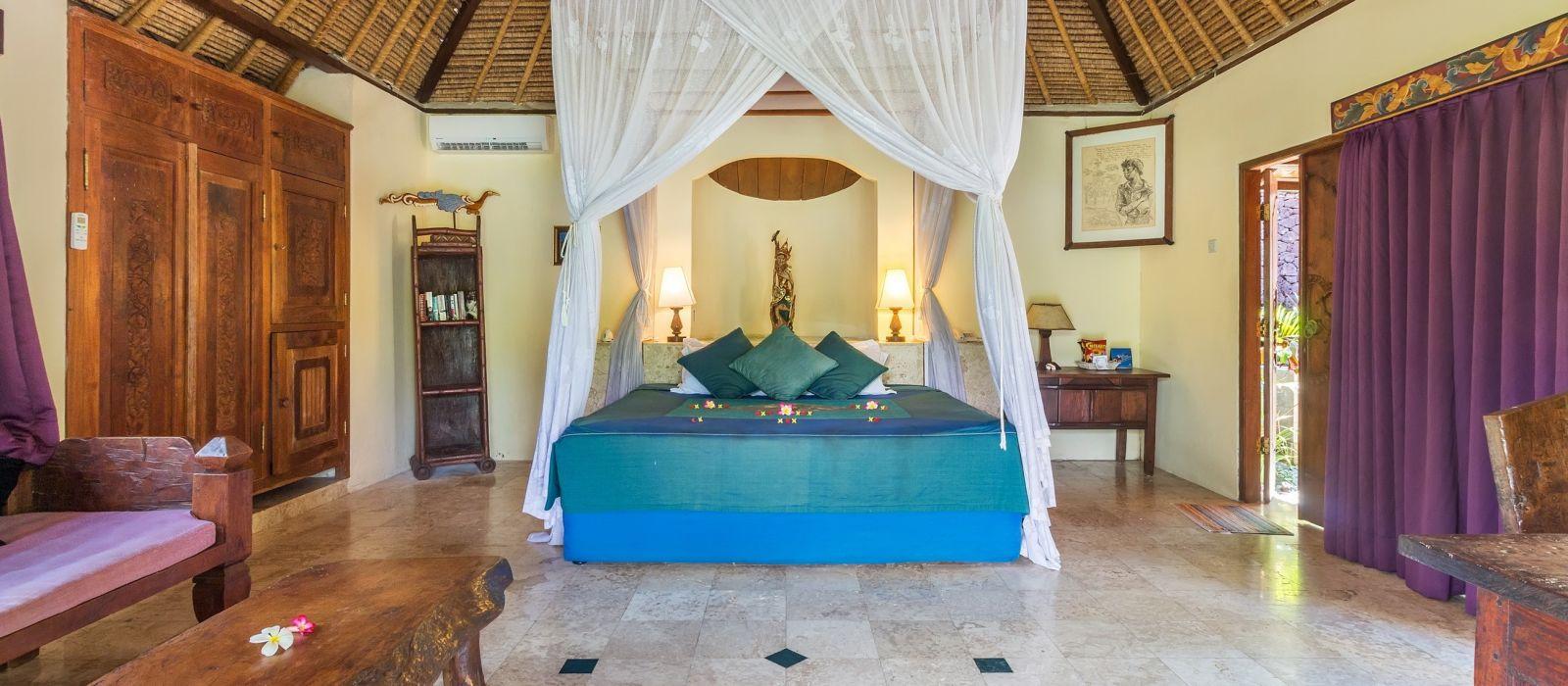 Hotel Taman Sari Beach Resort Indonesien