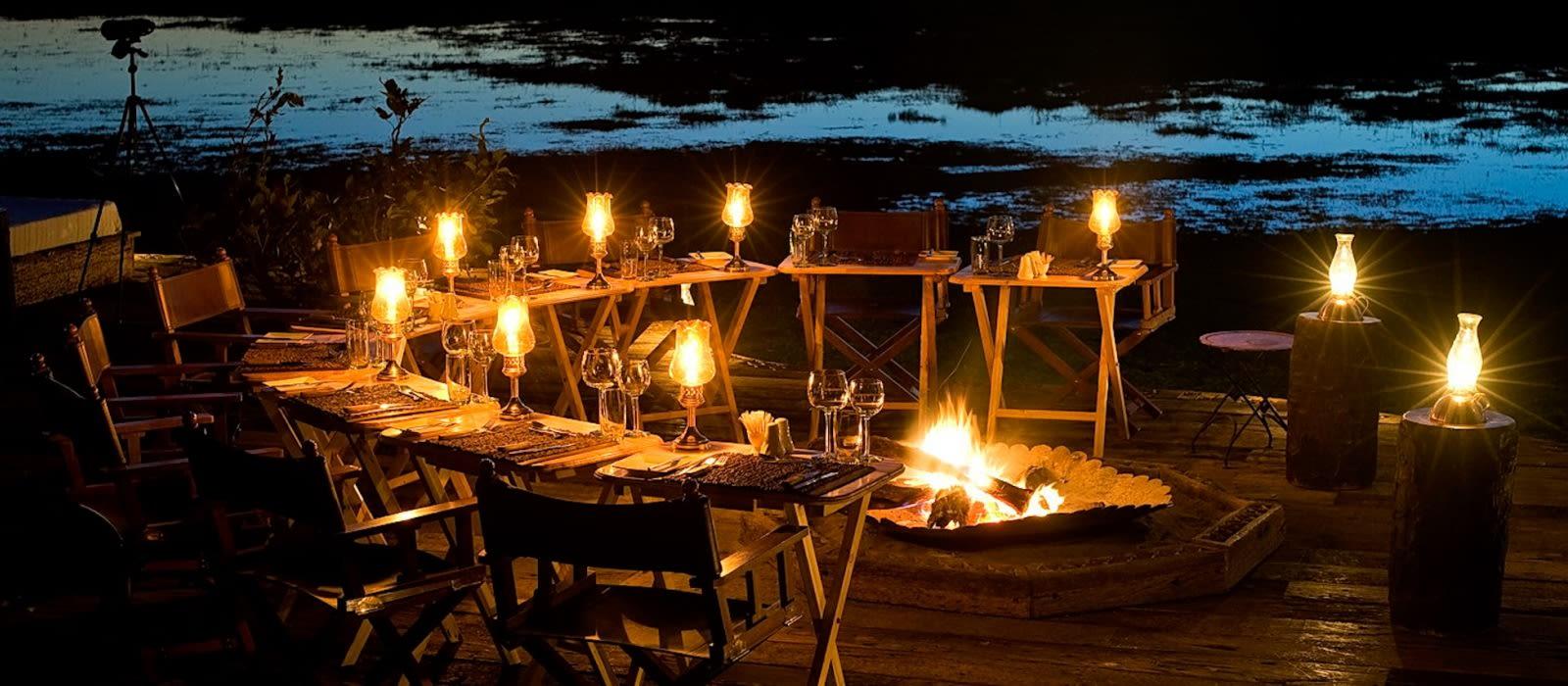 Hotel Zarafa Camp Botswana