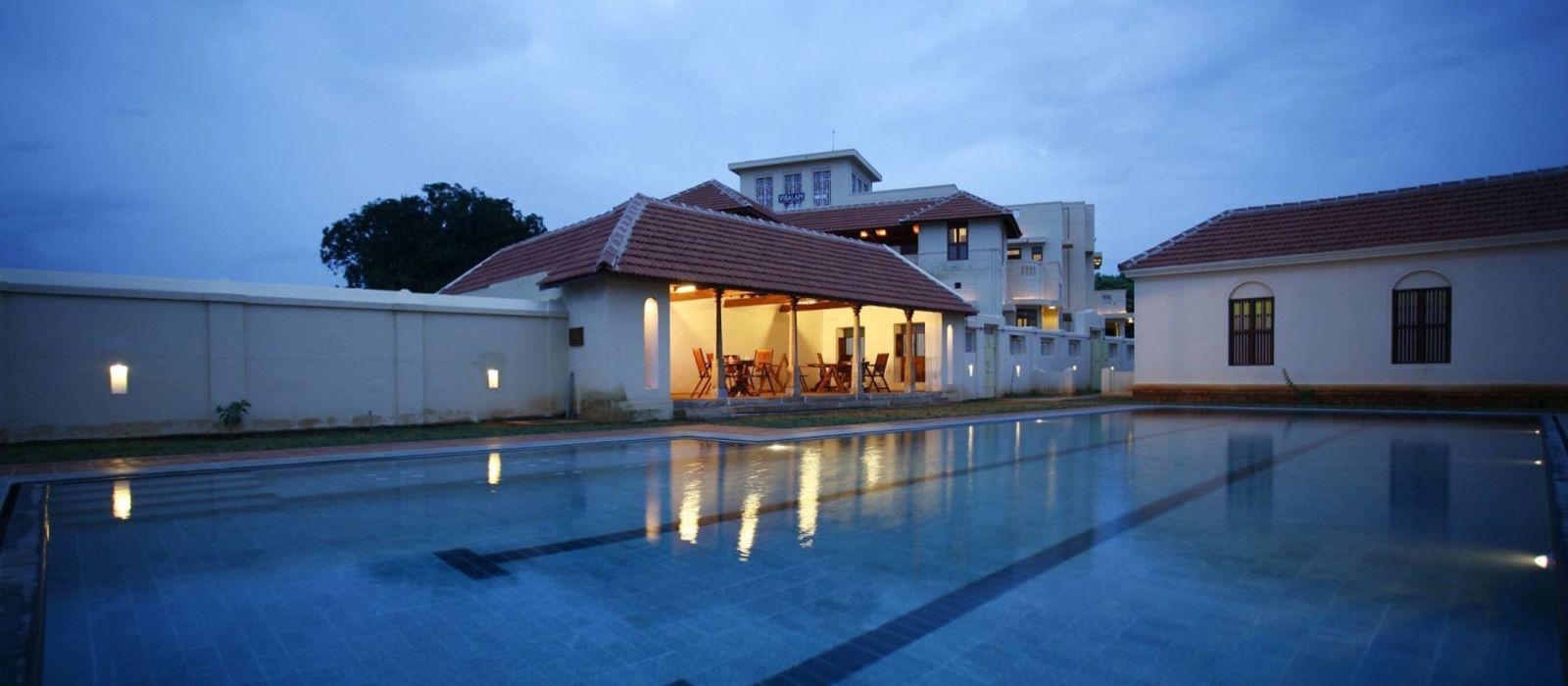 Hotel Visalam South India