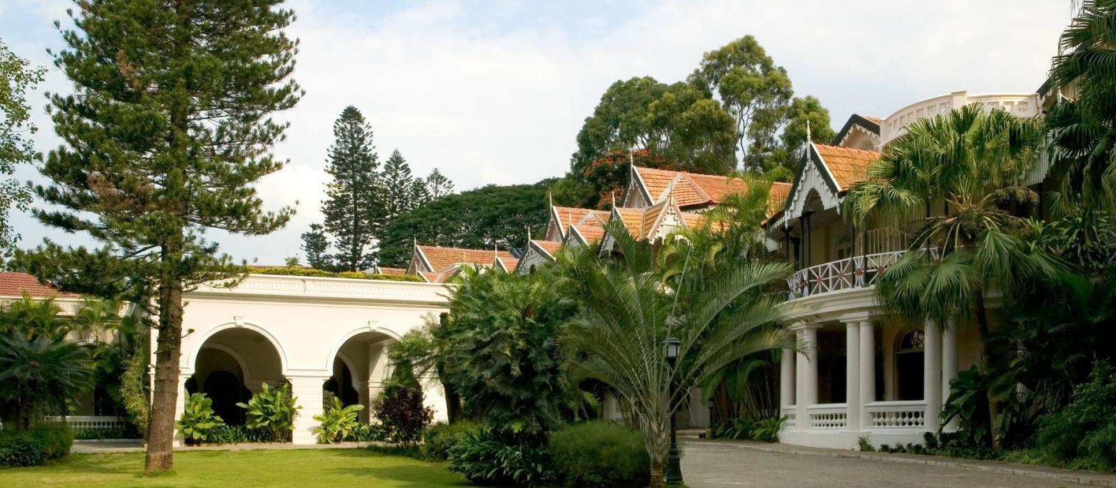 Hotel The Taj West End South India