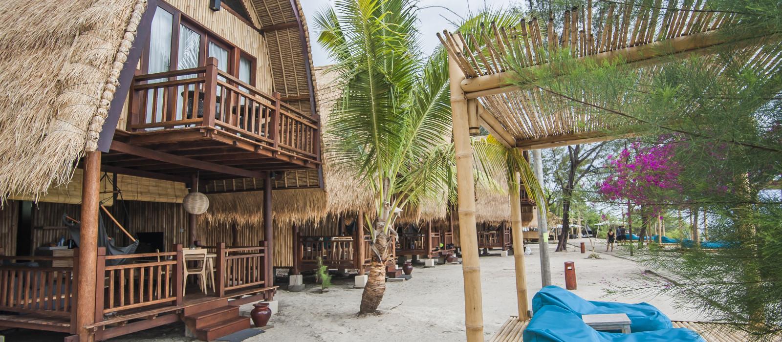 Hotel Karma Reef Indonesien