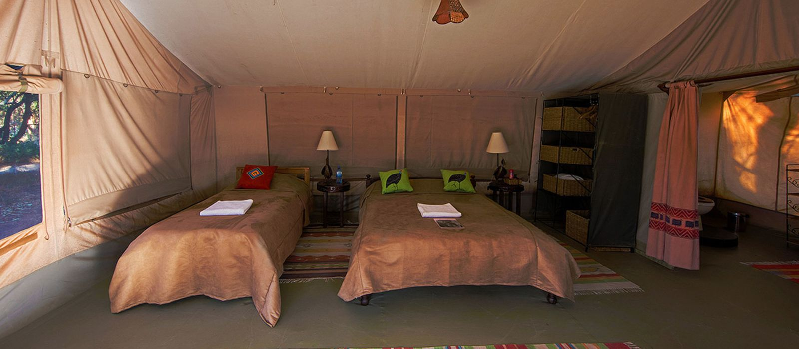 Hotel Adventure Camp Kenia