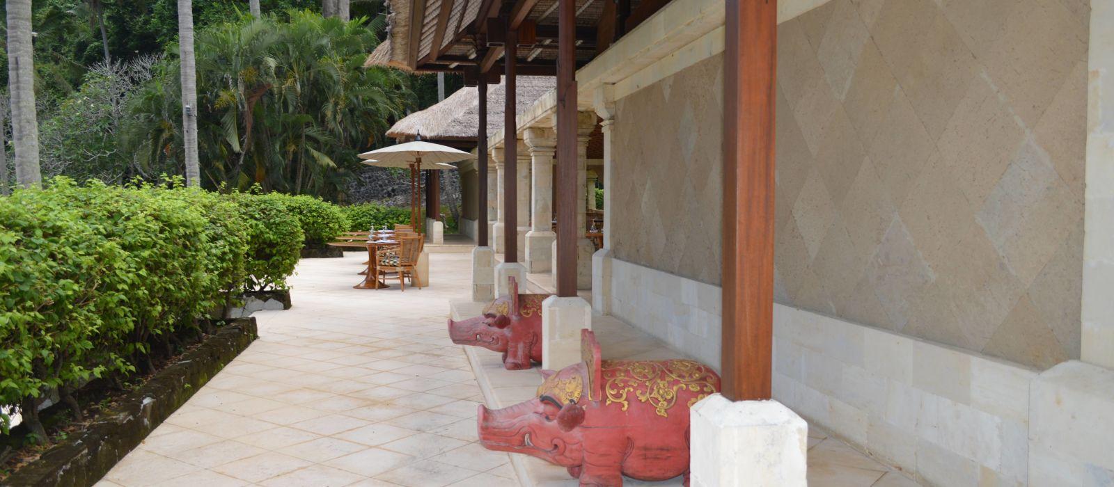 Hotel Amankila Indonesien