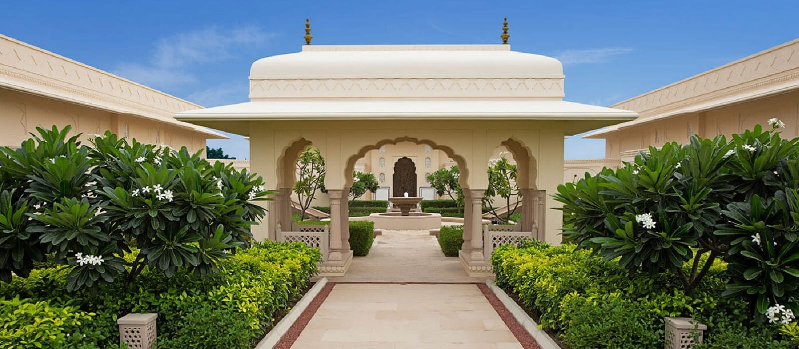 Hotel The Oberoi Sukhvilas Spa Resort Nordindien
