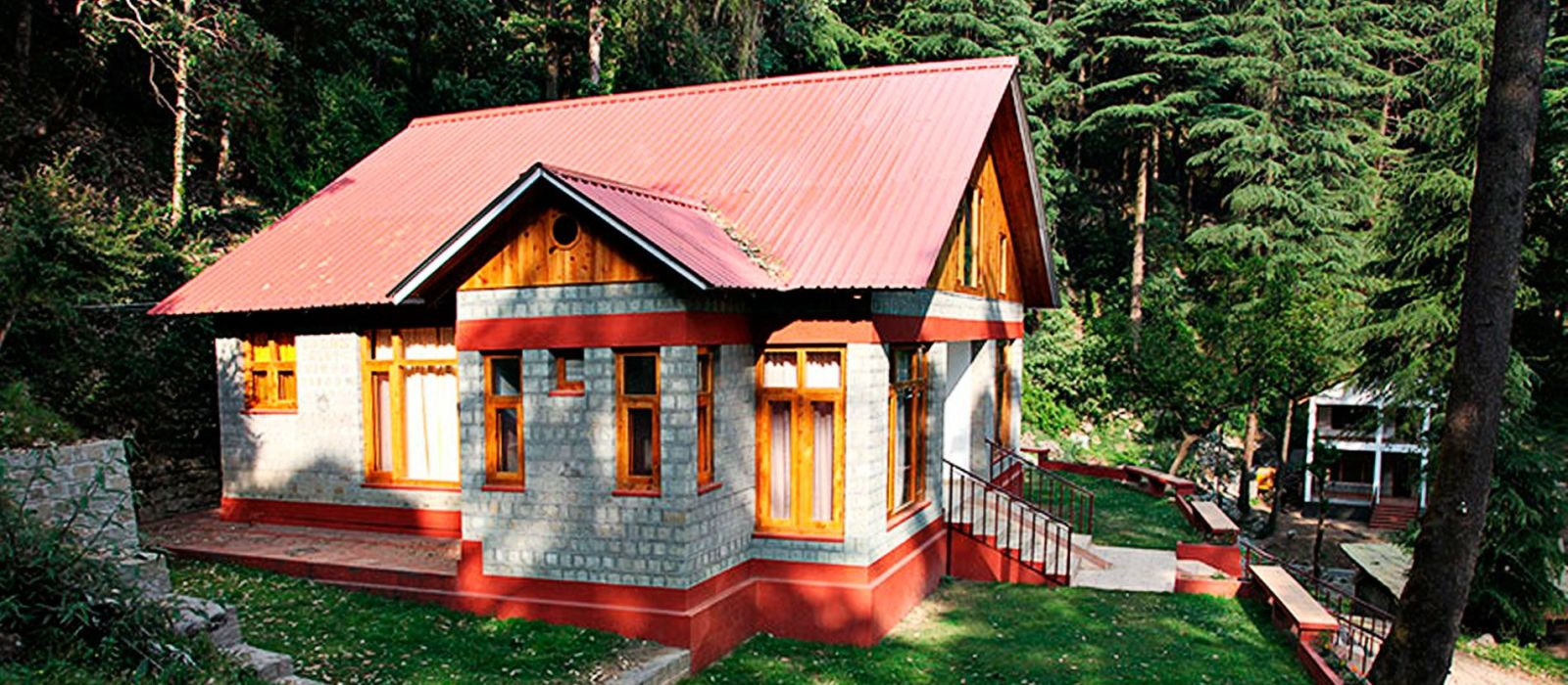 Hotel Glenmoor Cottages Himalaja