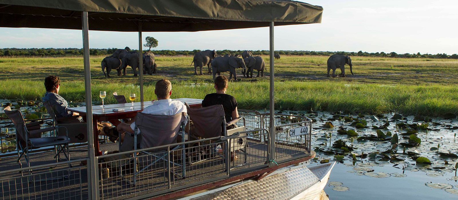 Hotel Chobe Game Lodge Botswana