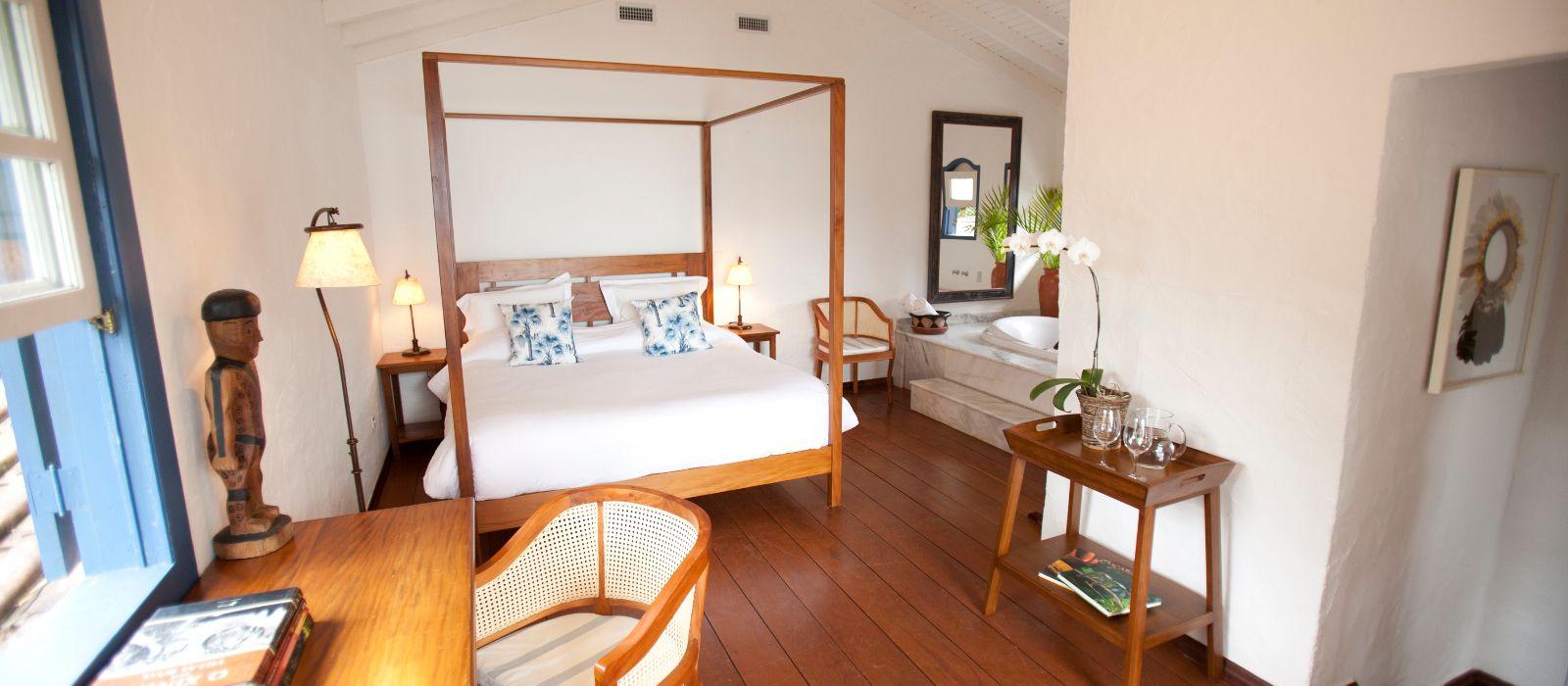 Hotel Pousada Picinguaba Brasilien