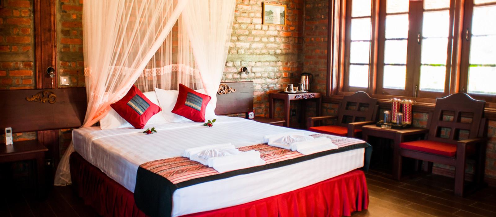 Hotel Hsipaw Resort Myanmar