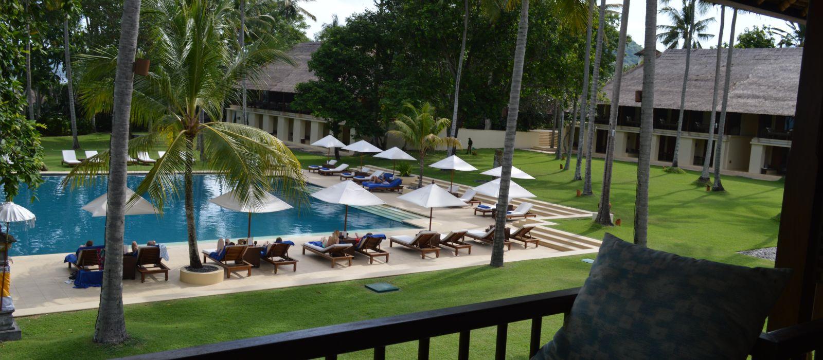 Hotel Alila Manggis Indonesien