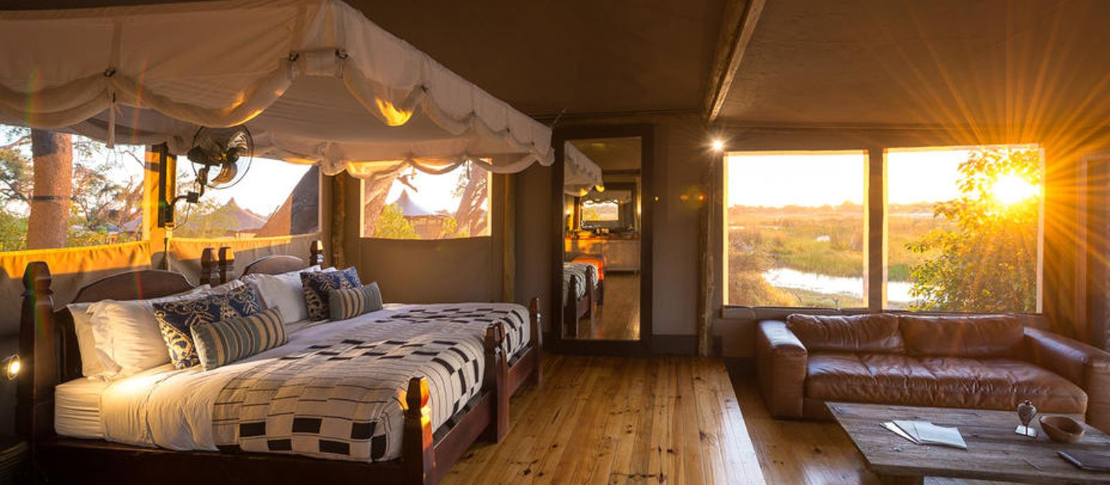 Hotel Little Vumbura Botswana
