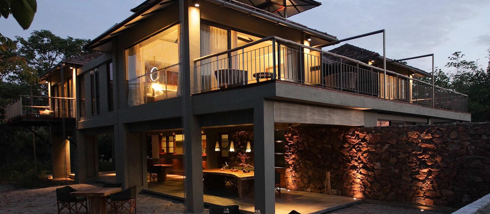 Hotel Kaav Safari Lodge Südindien