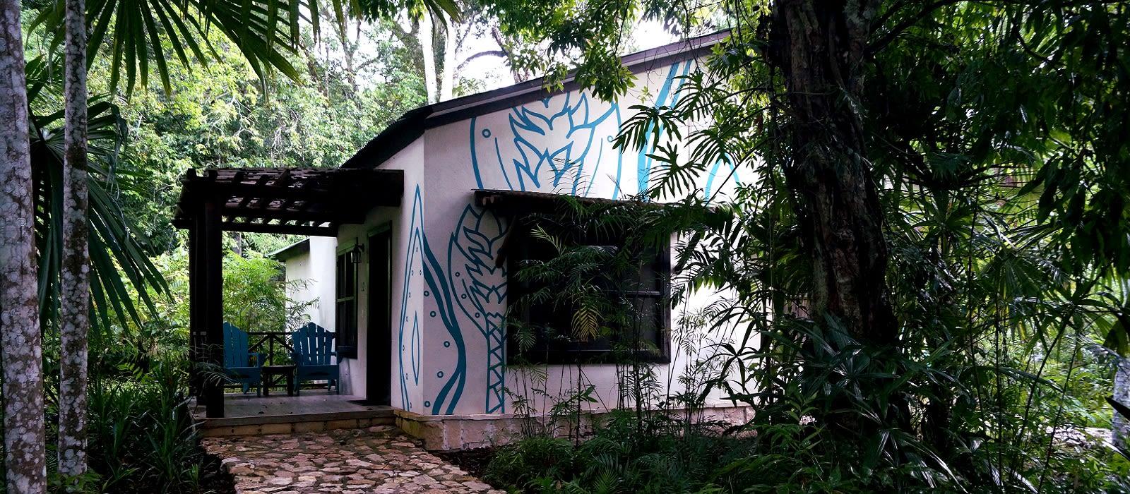 Hotel Tikal Jungle Lodge Guatemala