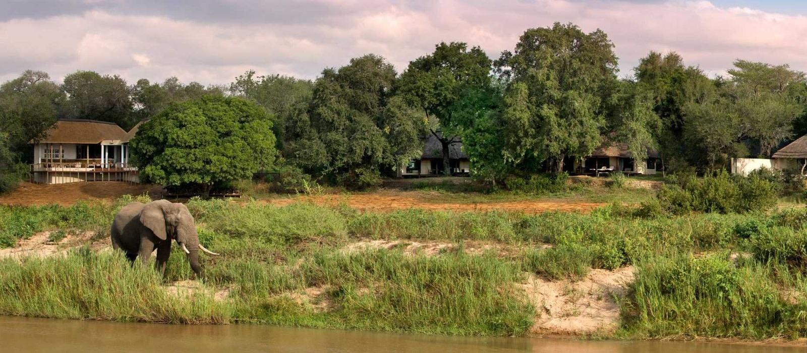 Hotel Dulini River Lodge South Africa
