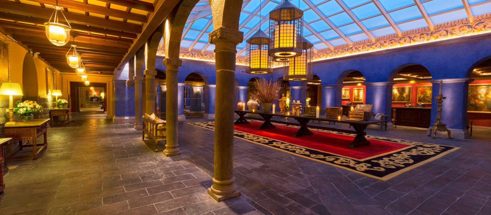 Hotel Palacio del Inka Peru