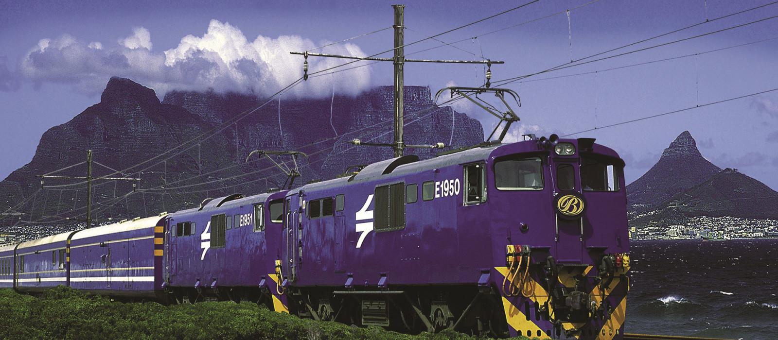 Hotel Blue Train (Kapstadt – Pretoria) Südafrika