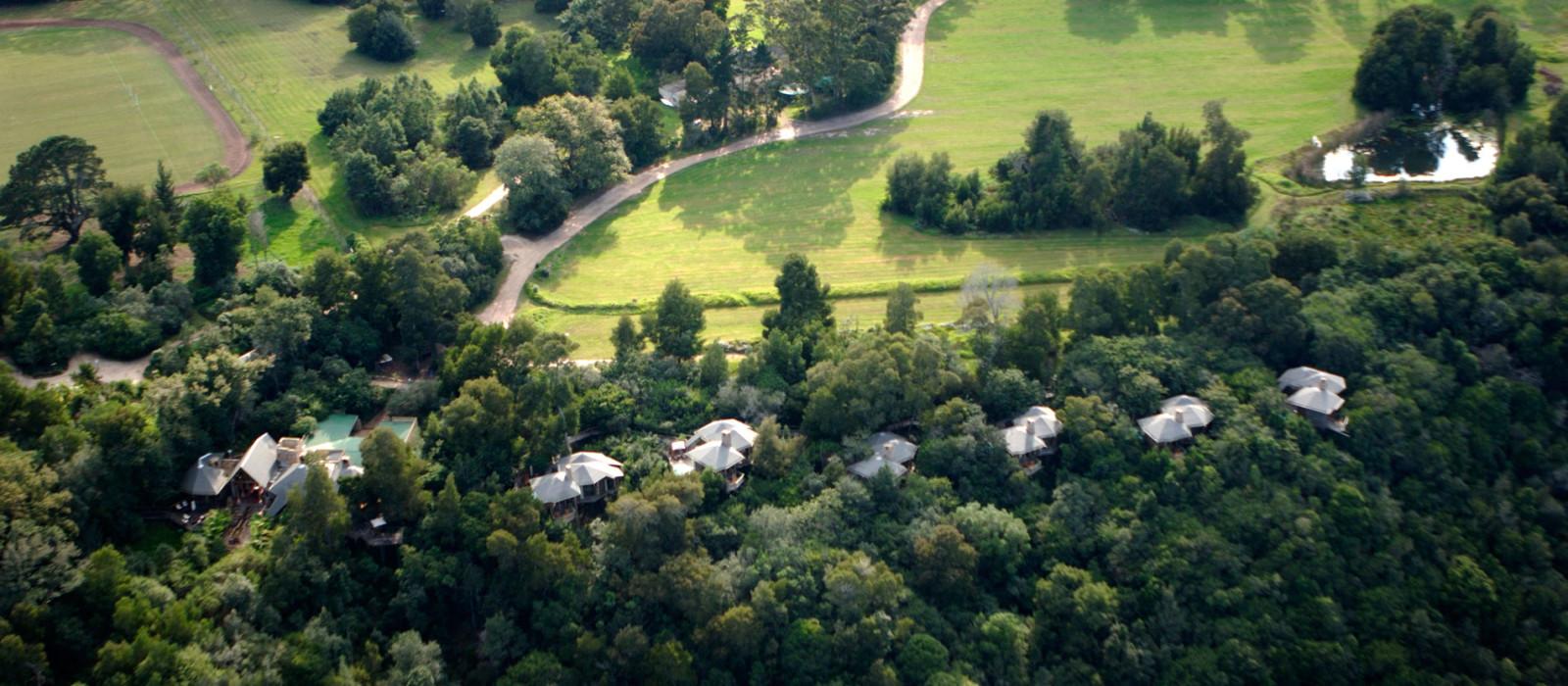 Hotel Tsala Treetop Lodge Südafrika