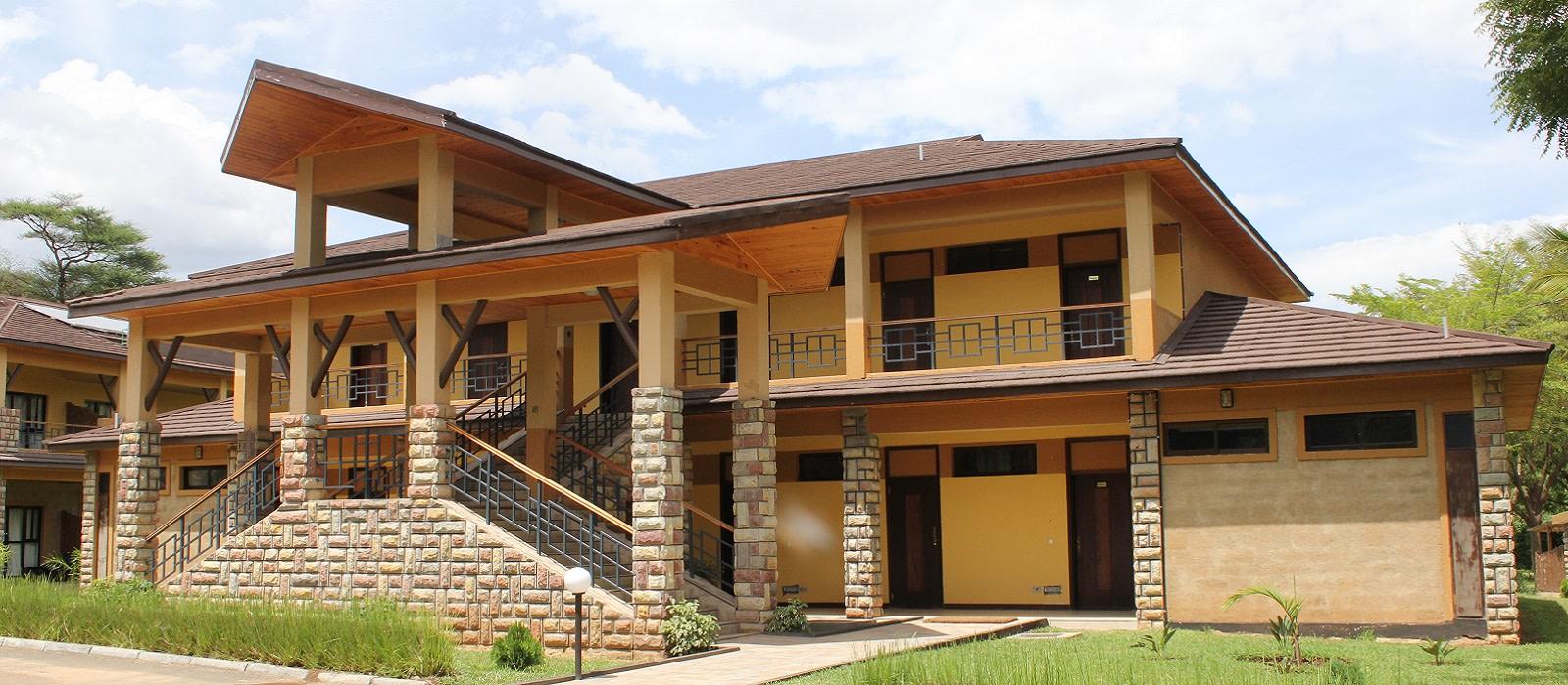 Hotel Lake Bogoria Spa Resort Kenia