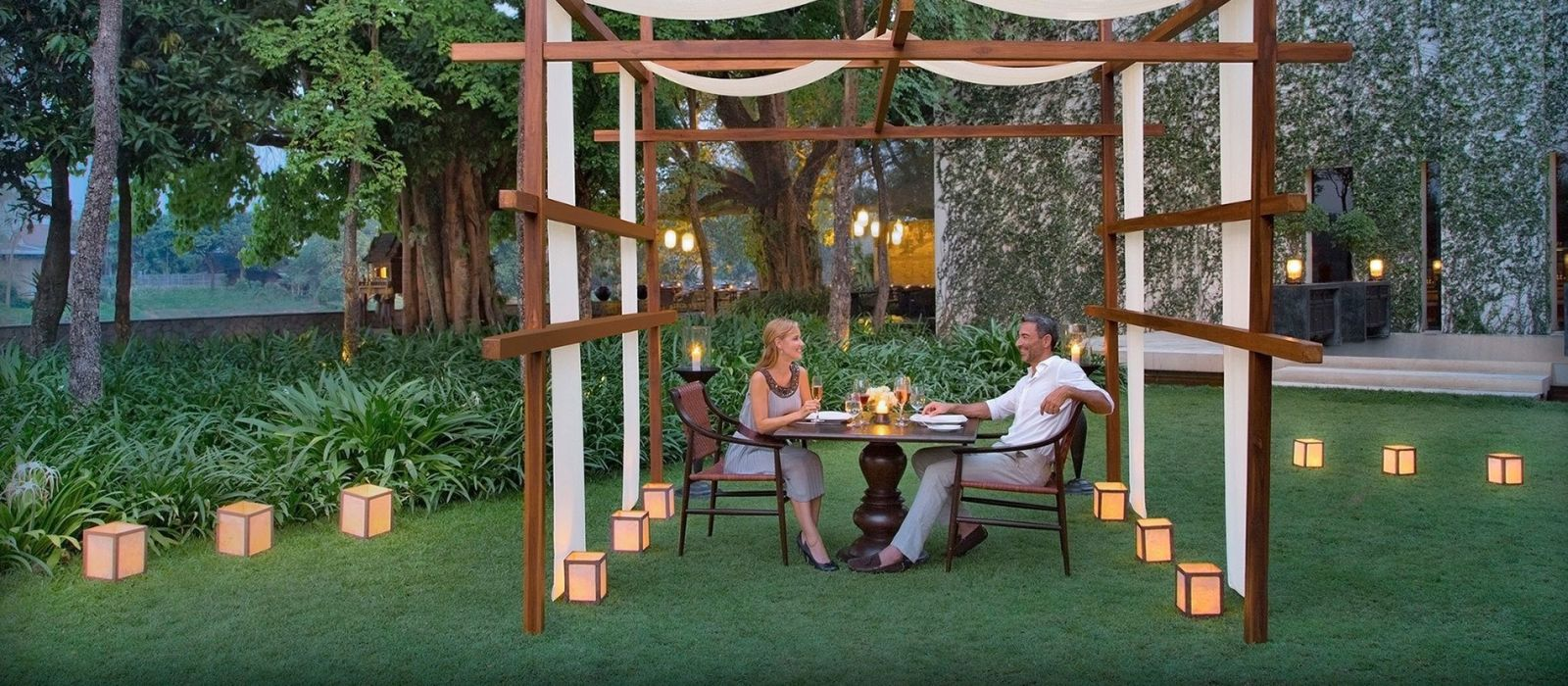 Hotel Anantara Chiang Mai Resort & Spa Thailand