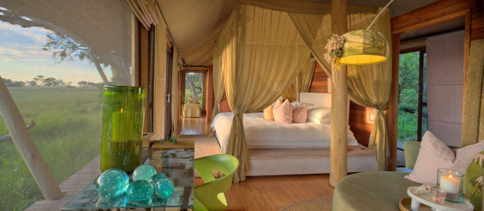 Hotel Xaranna Okavango Delta Camp Botswana