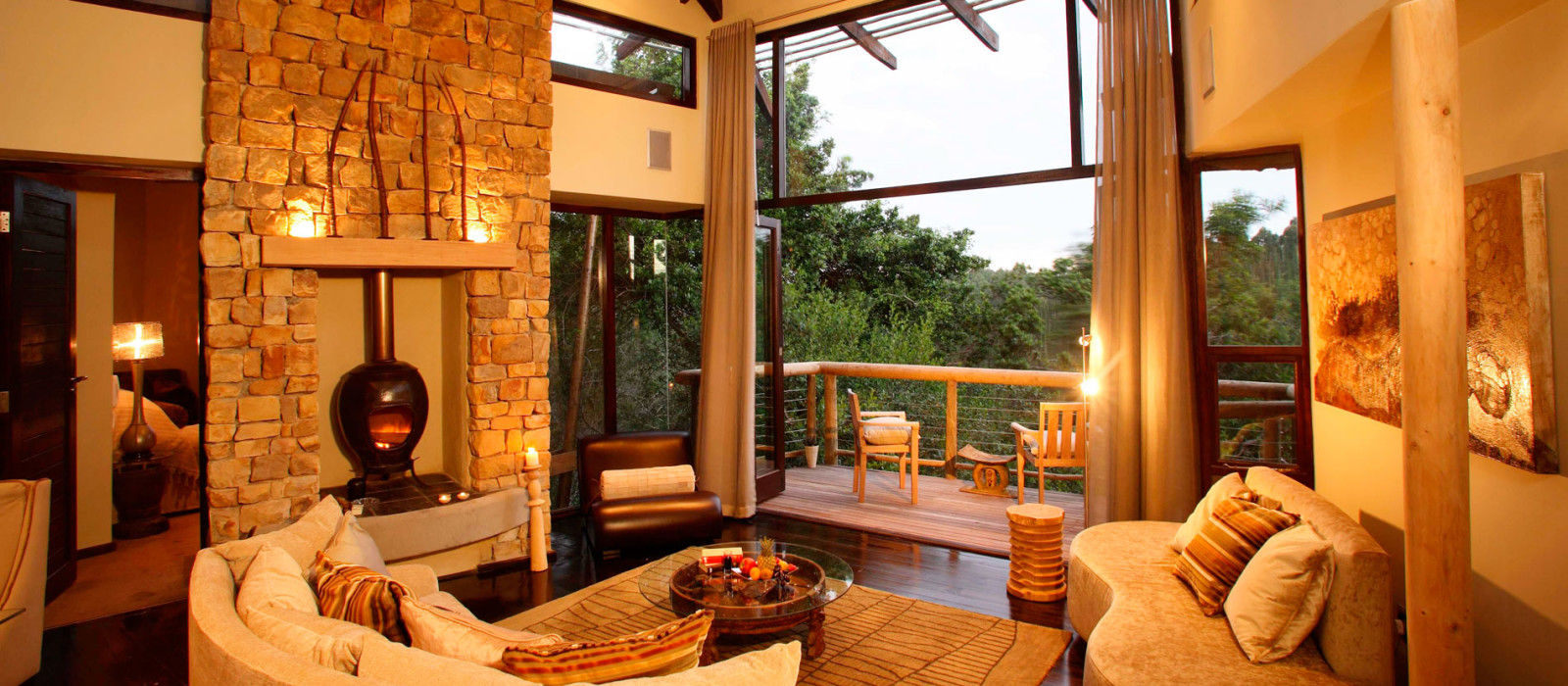 Hotel Tsala Treetop Lodge South Africa