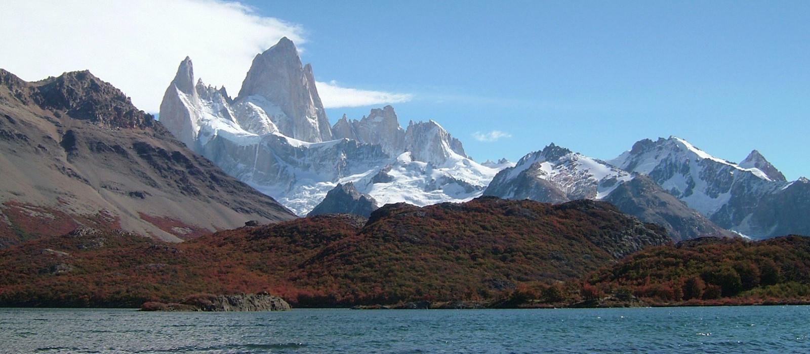 Hotel Refugio Laguna Condor Argentinien
