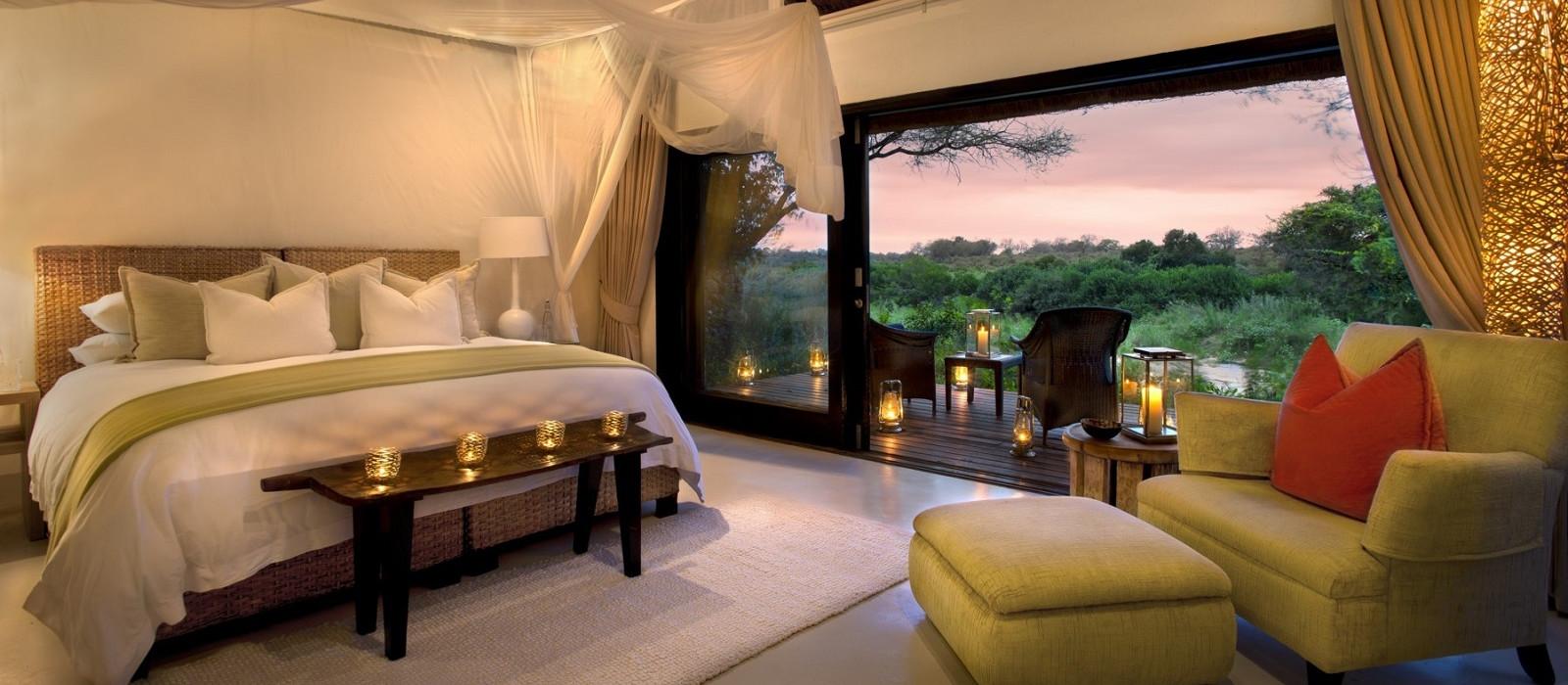 Hotel Lion Sands River Lodge Südafrika