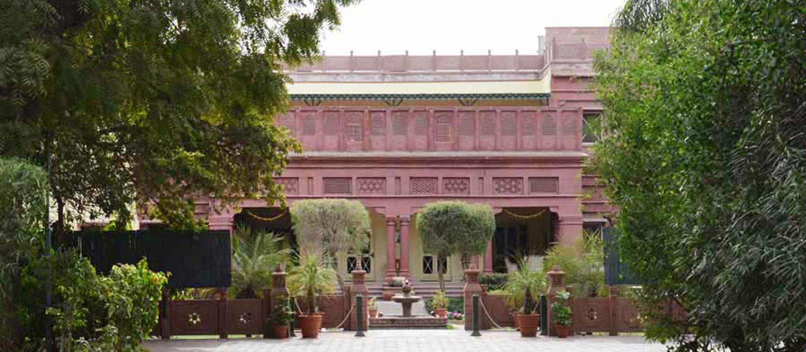 Hotel Ratan Vilas Nordindien